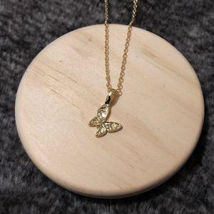 Jewelry - Dainty Butterfly Necklace